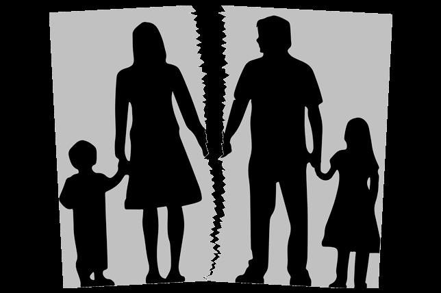 Consejos para afrontar un divorcio con hijos