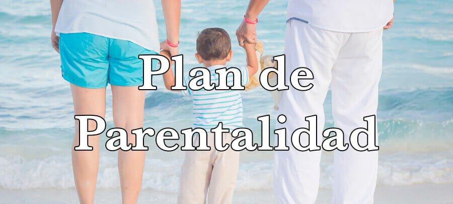 Plan de parentalidad